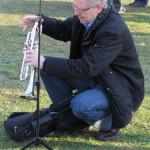 Vorbereitung des Instruments
